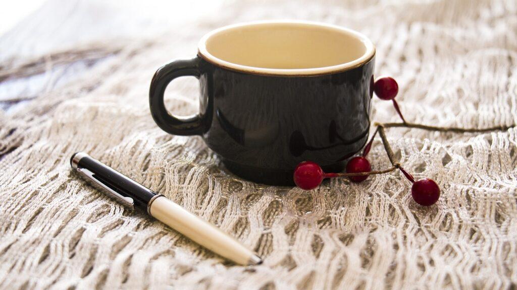 Café con Arándanos, moras o frambuesas