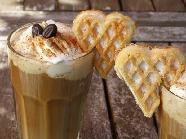 Cafe con Vainilla