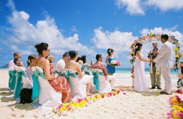 25 Ideas de la boda de playa original