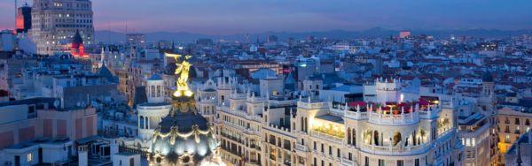 Despedida en Madrid