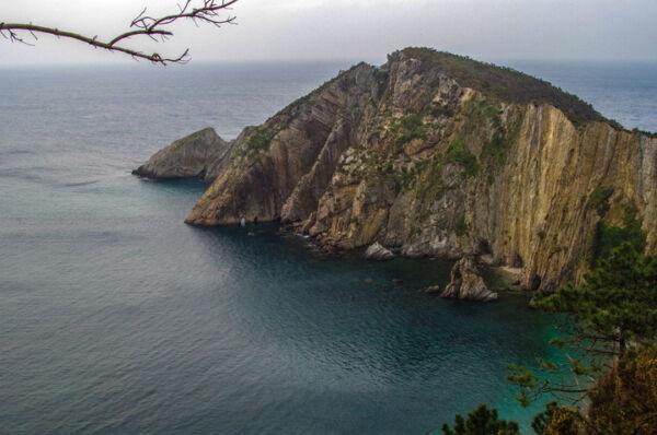 Principado de Asturias y la costa asturiana